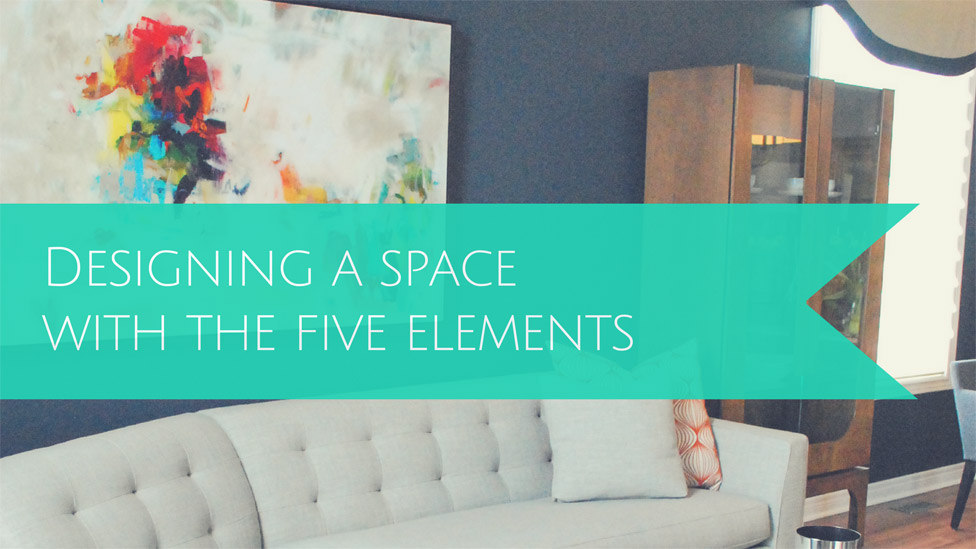 How to Design Using the Five Elements: Two Design Case Studies
