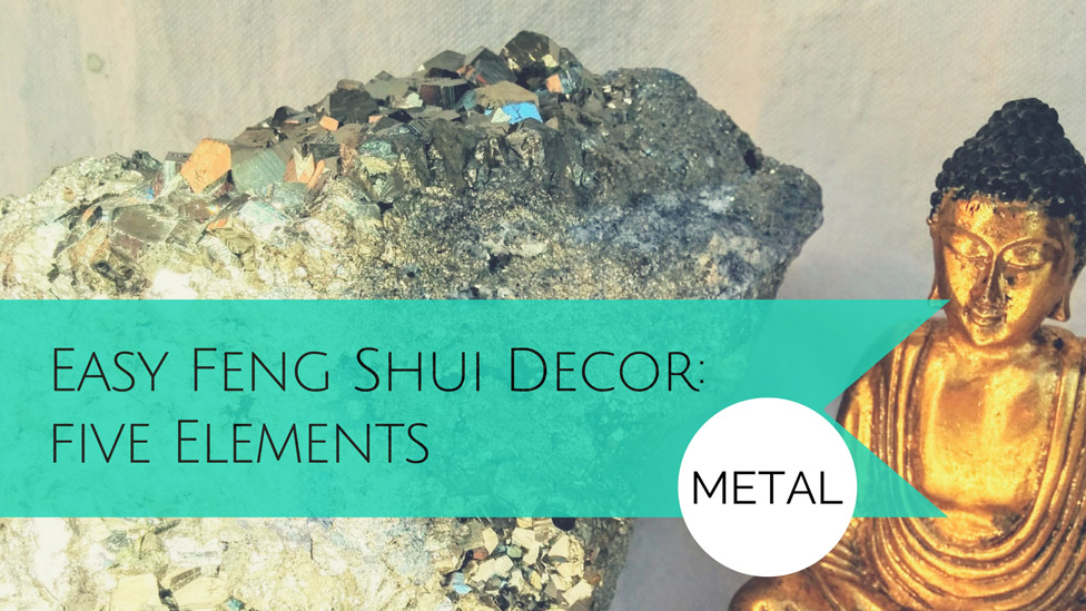 Simple Ways to Decorate with Feng Shui: The METAL element