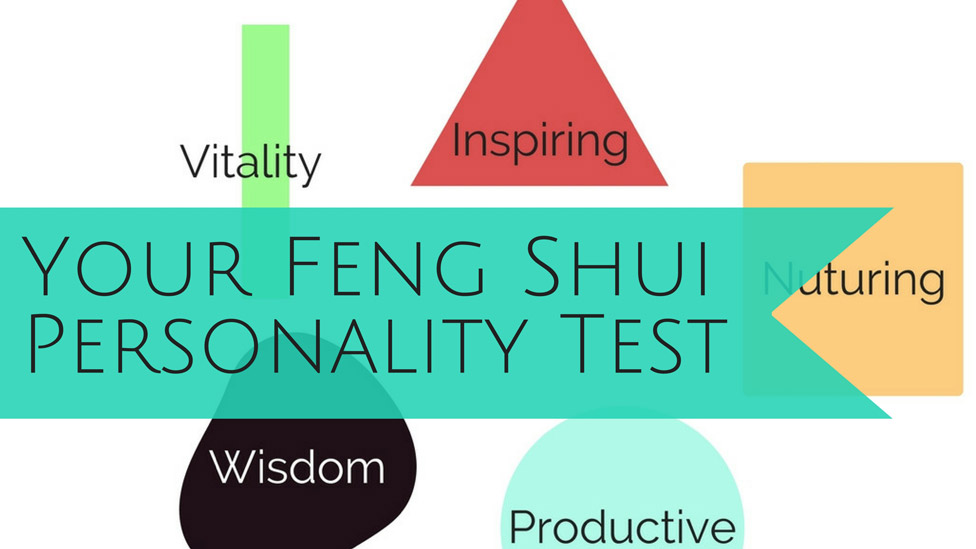 Find Your Feng Shui Five Element Personality
